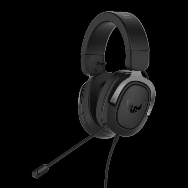 TUF Gaming H3 Headset - Gun Metal