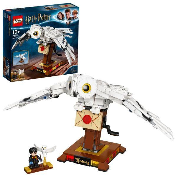 LEGO Harry Potter Hedwig 75979 (Kartongskada)