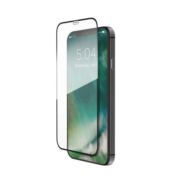 iPhone 12/12 Pro / XQISIT / Tough Glass E2E – Clear