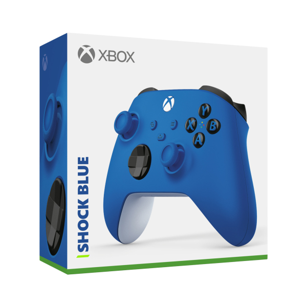 Xbox Handkontroll Blå (XBSX/XBO)