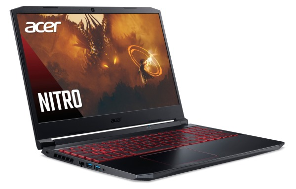 "Acer Nitro 5 AN515-44 / 15.6"" / FHD / IPS / 144Hz / R5 4600H / 16GB / 512GB / GTX 1650 / Win 10"