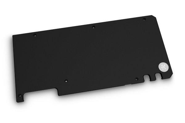EK-Quantum Vector TUF RTX 3080/3090 Backplate - Svart
