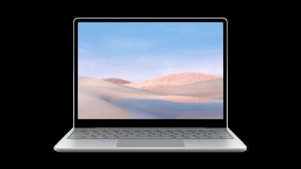"Microsoft Surface Laptop Go / 12.5"" / i5-1035G1 / 8GB / 128GB SSD / Intel Iris / Win 10 - Platinum"