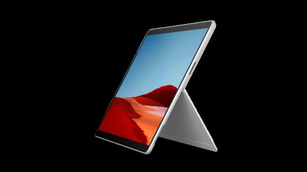 Microsoft Surface Pro X / 13 / SQ2 / 16GB / 512GB / Adreno 690 / Win 10 – Platinum