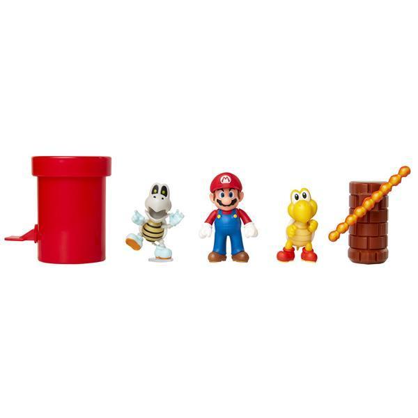 Super Mario - Dungeon Figurpaket 6 cm