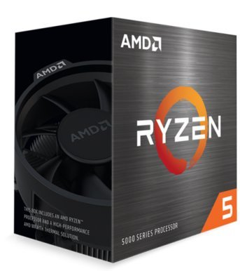AMD Ryzen 5 5600X / 6 cores / 12 threads / 4.6 GHz
