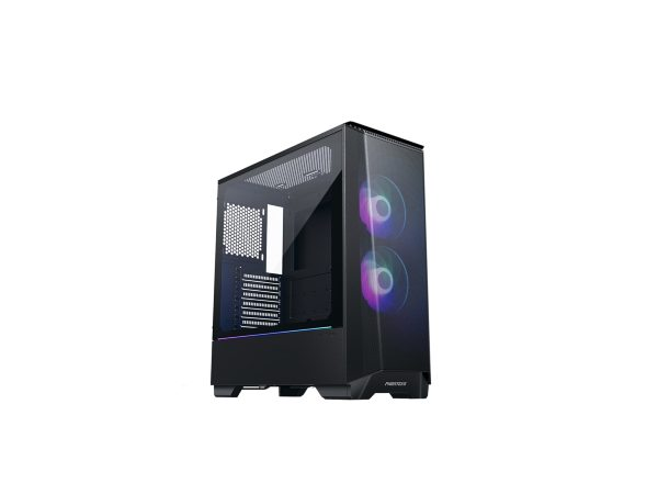 Phanteks Eclipse P360 Air / A-RGB / Tempered Glass - Svart