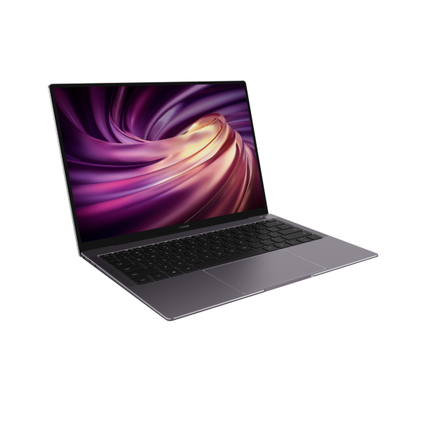 Huawei Matebook X Pro / 13.9 / Touch / i7-10510U / 16GB / 512GB / GeForce MX250 / Win 10 – Grå (Fyn