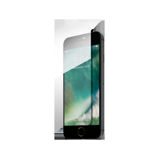 iPhone 6/6s/7/8/SE XQISIT / Tough Glass CF flat – Clear