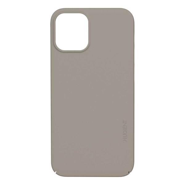 iPhone 12 mini / Nudient / Thin Precise Case v3 - Clay Beige
