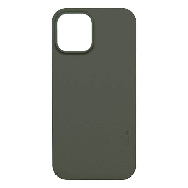 iPhone 12 Pro Max / Nudient / Thin Precise Case v3 - Pine Green