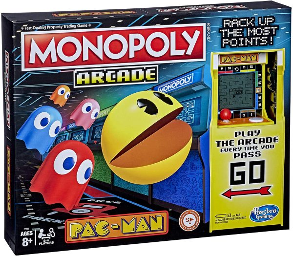 Monopoly Pac-Man Arcade (Eng)