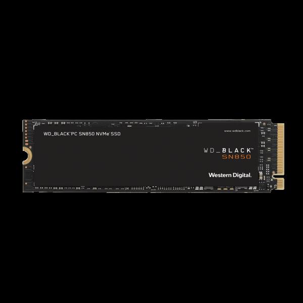 WD Black SN850 M.2 – 2TB