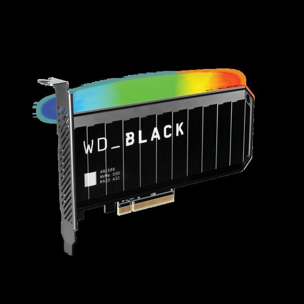 WD Black SN850 PCIe – 1TB