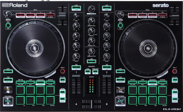 Roland DJ-202 (Fyndvara - Klass 4)