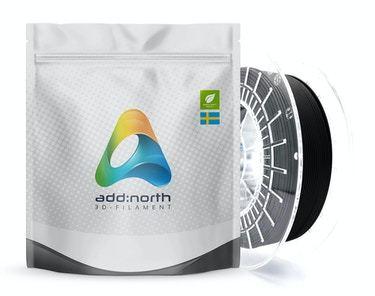 Addnorth Rigid X 1.75mm / 1000g - Black