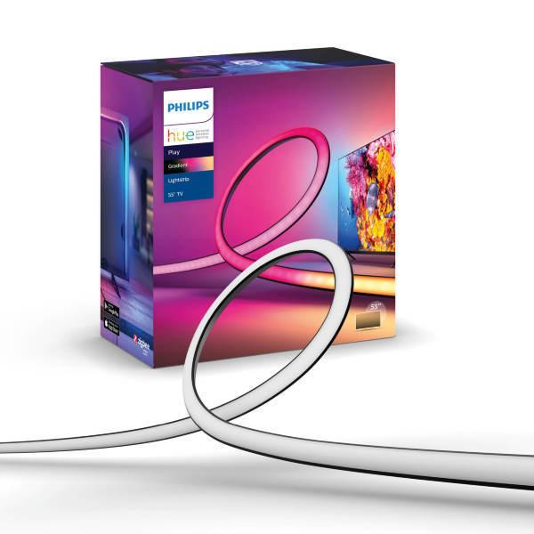 Philips Hue Gradient Lightstrip (for TV) – 55 (Fyndvara – Klass 1)