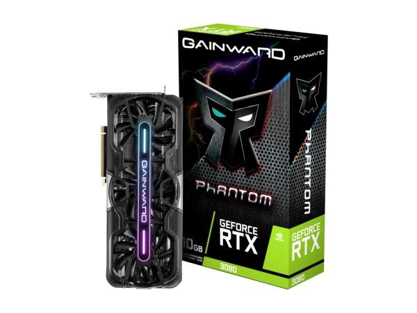 Gainward GeForce RTX 3080 Phantom 10G