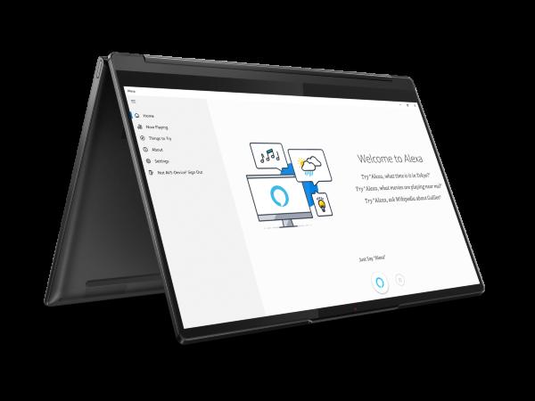"Lenovo Yoga 9 14ITL5 / 14"" / 4K / IPS / Touch / i7-1185G7 / 16GB / 1TB / Intel Iris Xe / Win 10"