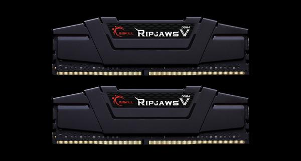 G.Skill Ripjaws V 32GB (2x16GB) / 4000MHz  / DDR4 / CL16