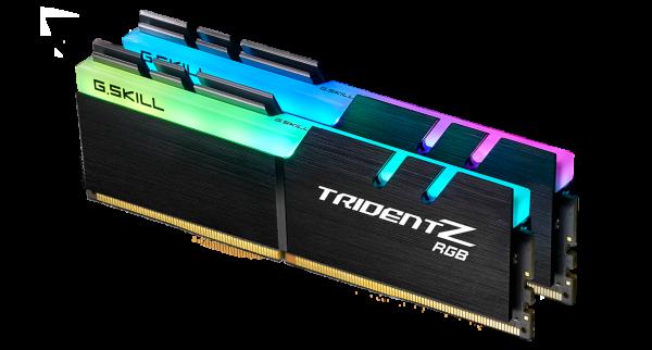 G.Skill Trident Z RGB 16GB (2x8GB) / 4400MHz / DDR4 / CL17