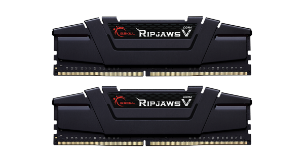 G.Skill Ripjaws V 16GB (2x8GB) / 4400MHz / DDR4 / CL17