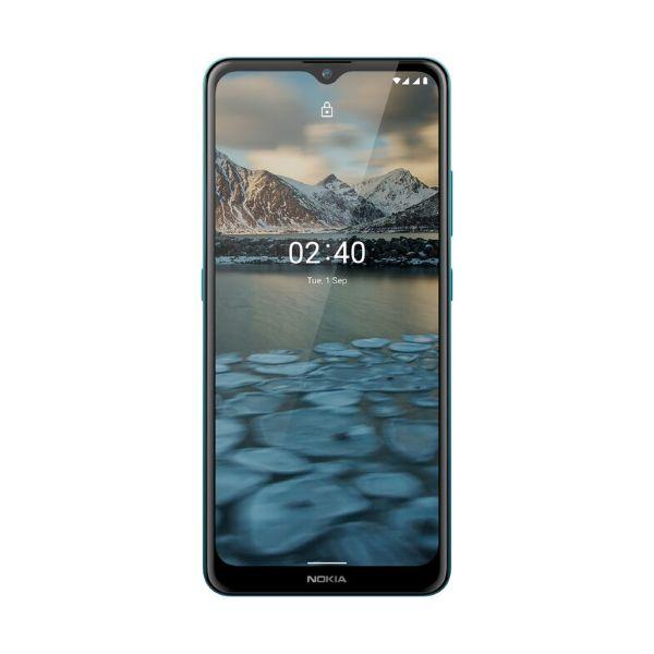 Nokia 2.4 DS / 2GB / 32GB - Blå