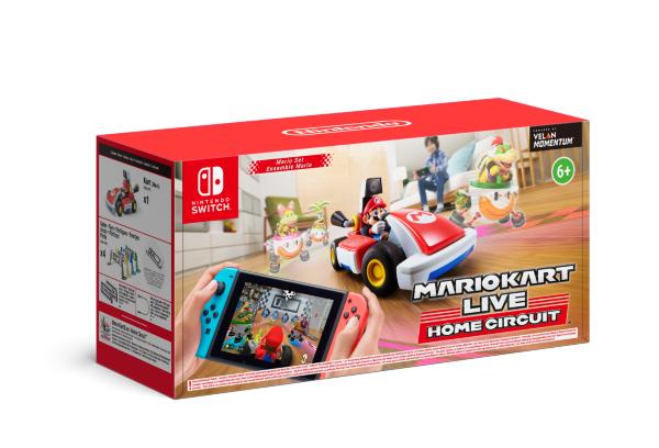 Mario Kart Live Home Circuit Mario (Fyndvara - Klass 2)