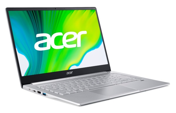 "Acer Swift 3 / 14"" / FHD / IPS / R3 4300U / 8GB / 256GB / Radeon / Win 10"