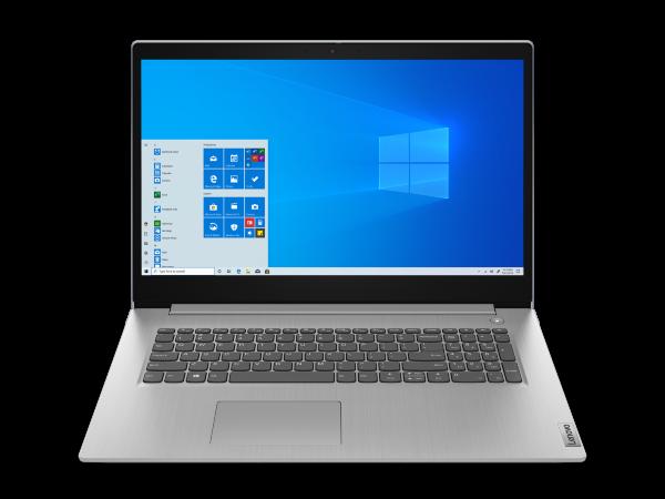 Lenovo IdeaPad 3 17ADA05 / 17.3 / HD+ / Athlon Silver 3050U / 4GB / 128GB / AMD Radeon / Win 10 (Fy