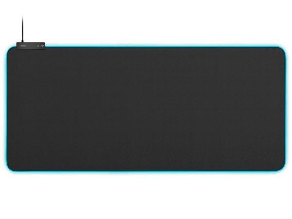 Svive Styx RGB Gaming Musmatta XXL - Blå (Fyndvara - Klass 1)