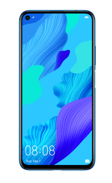Huawei Nova 5T 6/128GB – Blå (Fyndvara – Klass 1)