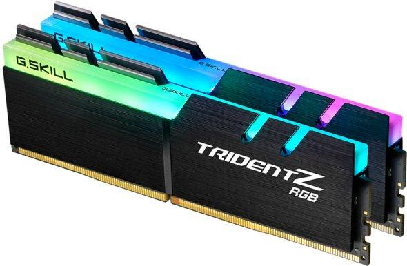 G.Skill Trident Z 32GB (2x16GB) 3600MHz / DDR4 / CL14 / RGB