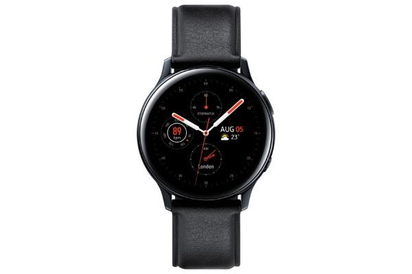 Galaxy Watch Active2 (40mm) LTE - Svart (Fyndvara - Klass 2)