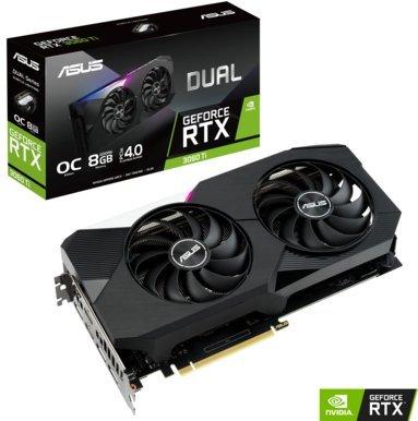 ASUS GeForce RTX 3060Ti Dual OC 8GB