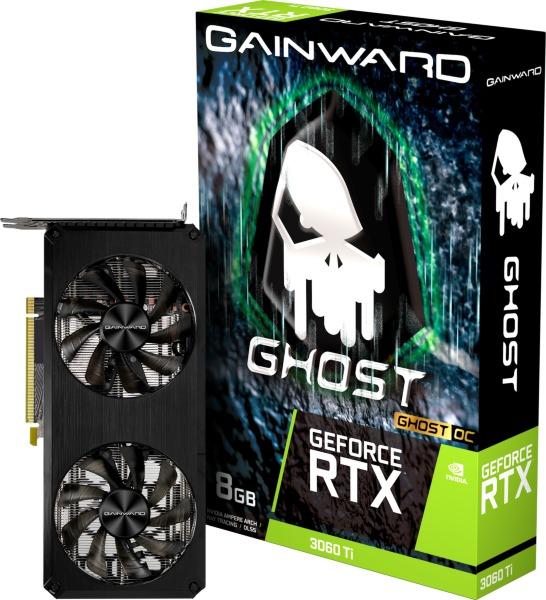 Gainward GeForce RTX 3060Ti Ghost OC 8GB LHR