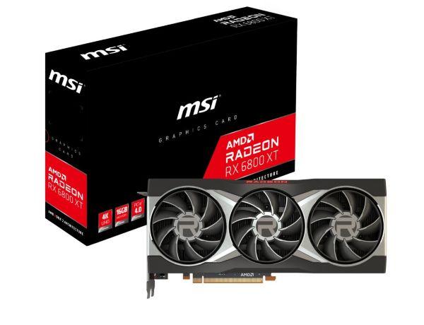 MSI Radeon RX 6800 XT 16GB