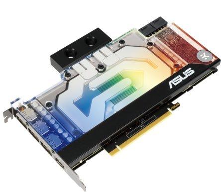 ASUS EKWB GeForce RTX 3080 10GB