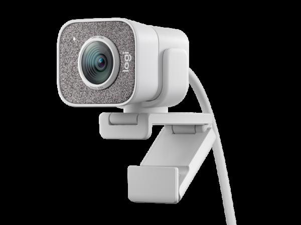 Logitech Streamcam - Vit (Fyndvara - Klass 1)