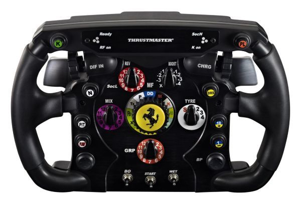 Thrustmaster Ferrari F1 Wheel Add-On (Fyndvara - Klass 1)