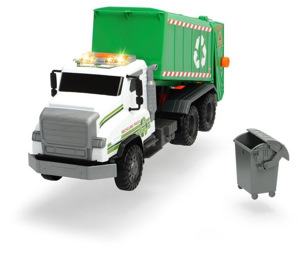 Giant Recycling Truck