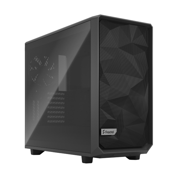 Fractal Design Meshify 2 / TG Light Tint / Grå