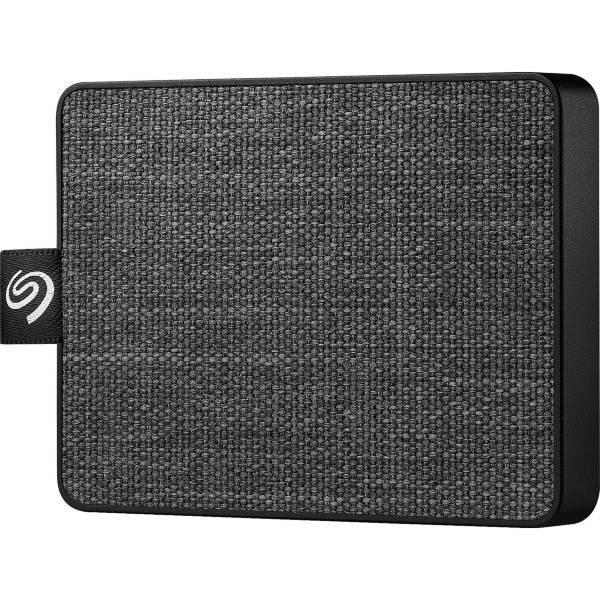 Seagate One Touch SSD 1TB - Svart (Fyndvara - Refurb)