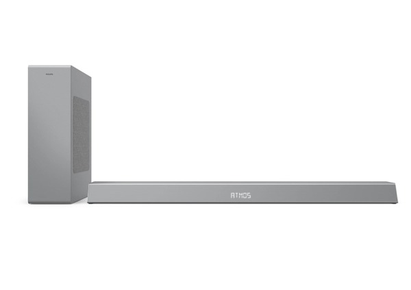 Philips 2020 The One Soundbar B8505 / Dolby Atmos / 240W / DTS Play-Fi