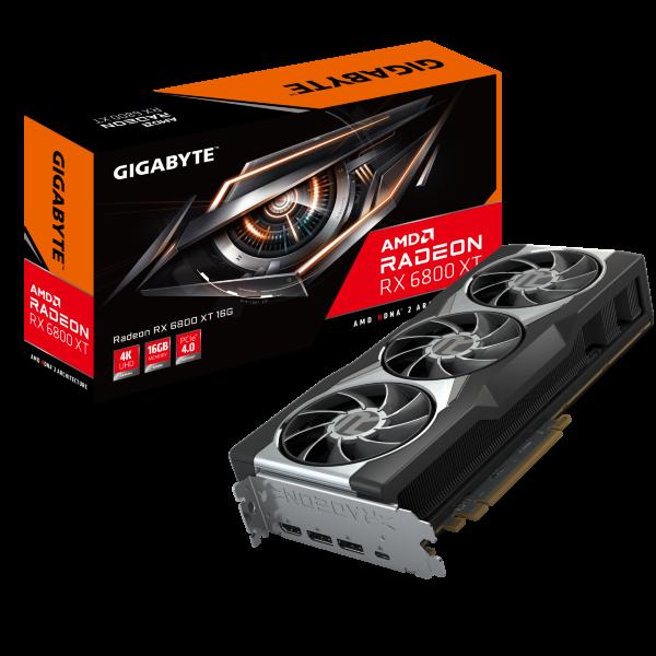 Gigabyte Radeon RX 6800 XT 16G