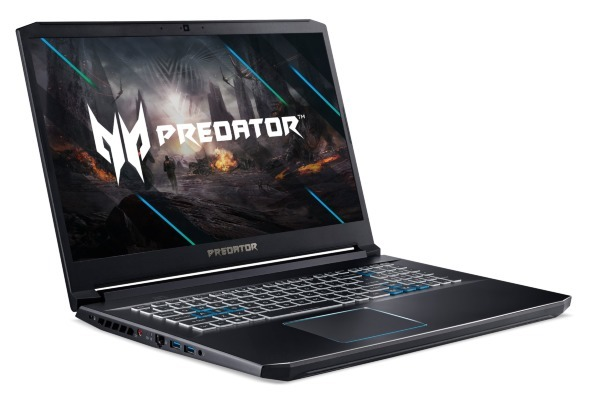 "Acer Predator Helios 300 PH317-54 /17.3""/IPS/144Hz/i7-10750H/16GB/1TB/RTX2070 (Fyndvara - Klass 1)"