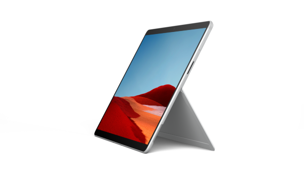 Microsoft Surface Pro X / 13 / SQ2 / 16GB / 256GB / Adreno 690 (Fyndvara – Klass 2)