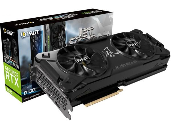 Palit GeForce RTX 3070 Jetstream 8GB