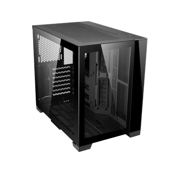 Lian Li PC-O11 Dynamic MINI, Tempered Glass - Svart