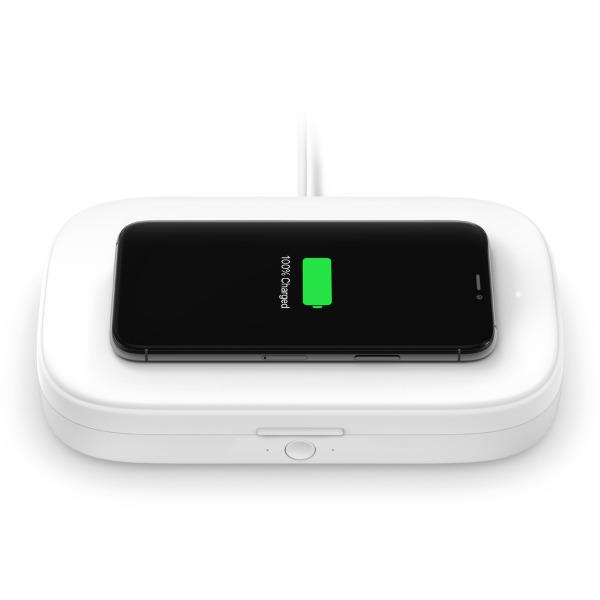 Belkin UV Sanitizer with Wireless Charging